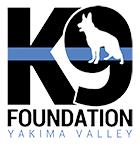 K9 Foundation Yakima Valley Logo